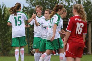 29.7.17 Werder U17- FC Geestland