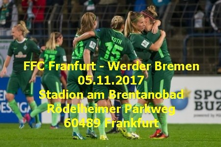 Vorbericht Frankfurt