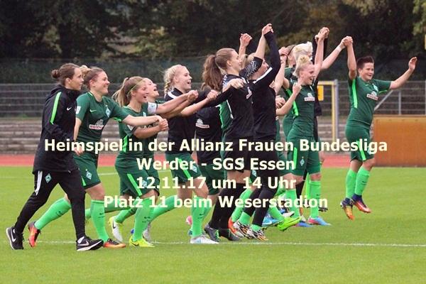 Vorbericht Werder - Essen