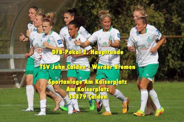 DFB Pokal Calden Vorbericht