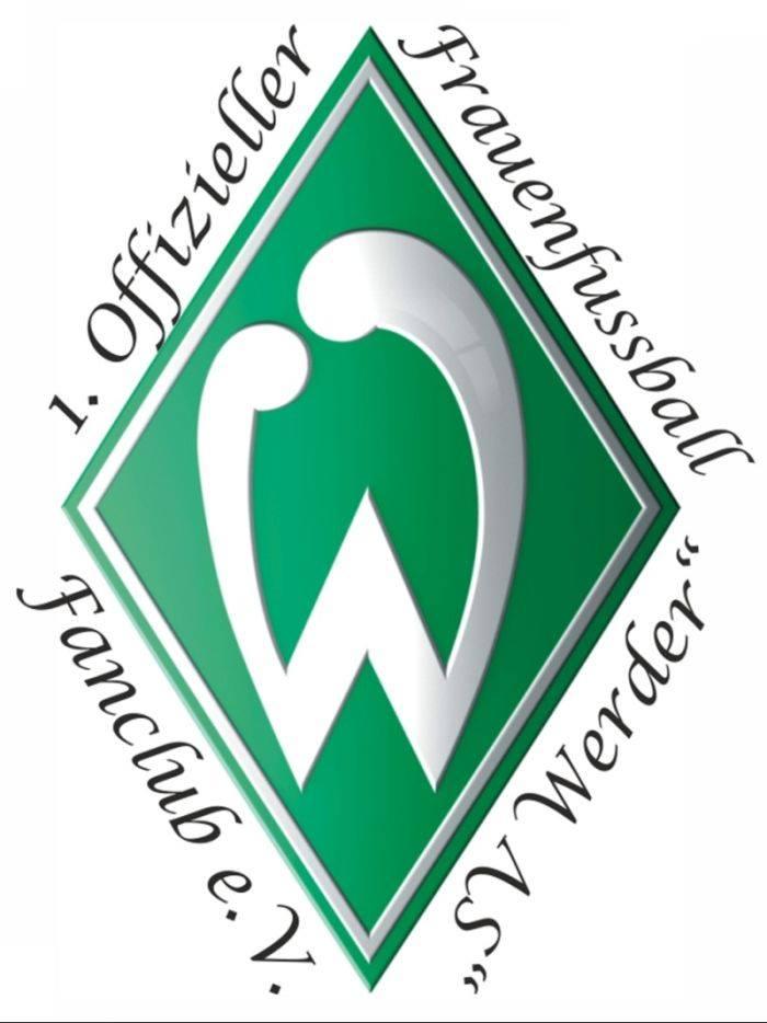 """1. Offizieller Frauenfussball  Fan Club e. V. """"SV Werder"""""""