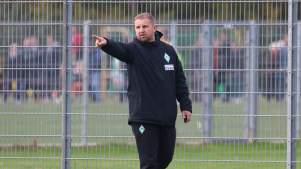 André Schneider stellte Werders U15-Juniorinnen gut ein.